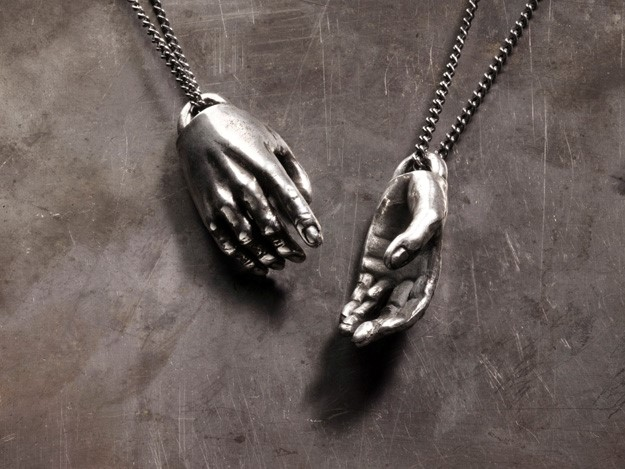 'With These Hands' by Duffy Jewellery