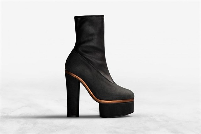 Acne Adina Stretch boot
