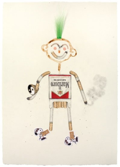 DRUG VOODOO DOLLS BY AUREL SCHMIDT