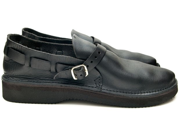 Middle English Black Shoe