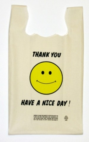 Thank you – Have a nice day! bag