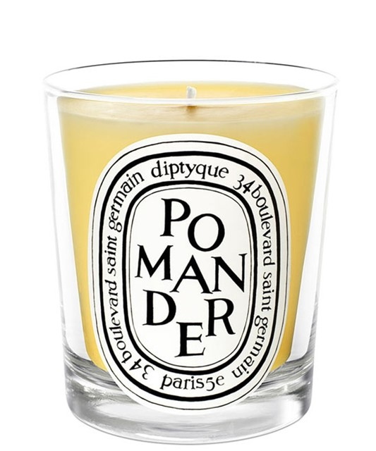 Pomander Mini Scented Candle by Diptyque