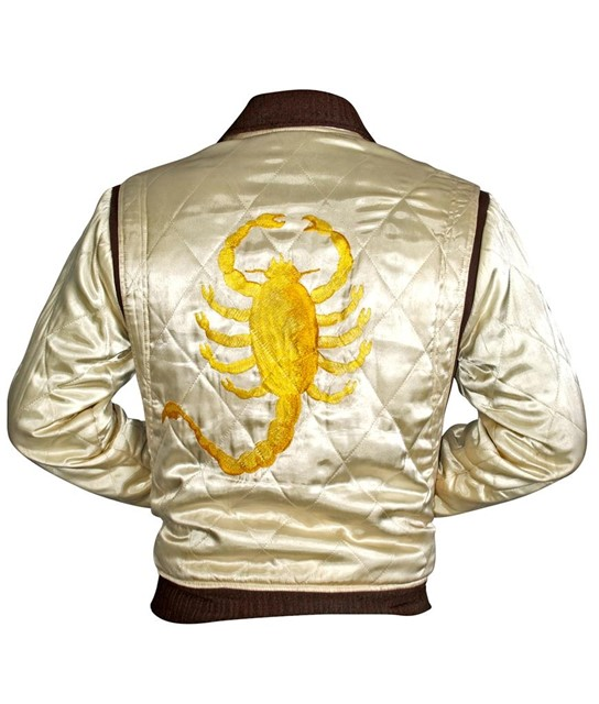 Scorpion Driving Jacket