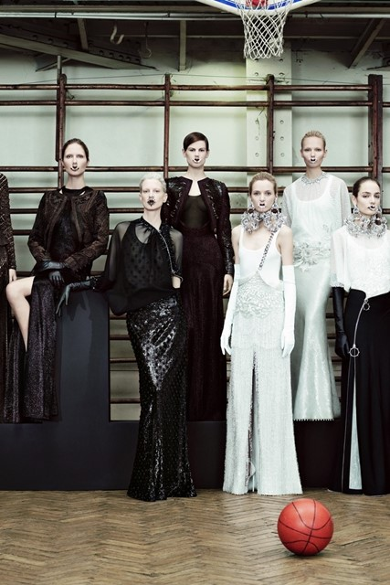 Givenchy Haute Couture SS 2012