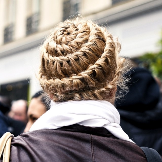 Plaits at NYFW A/W12 streetstyle