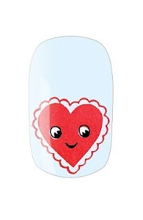 Nail Wrap by Meadham Kirchhoff