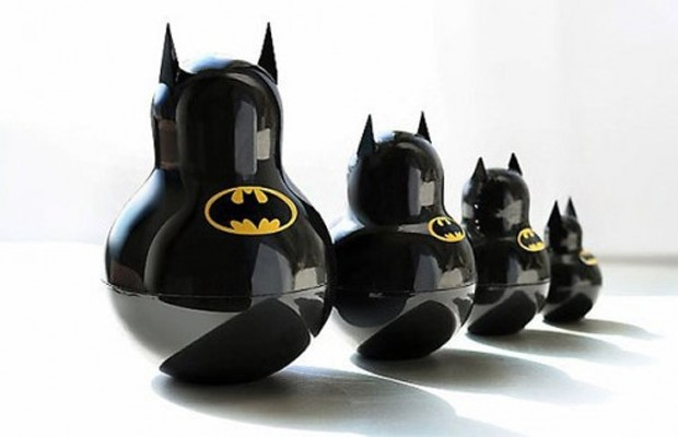 BATMAN RUSSIAN DOLLS