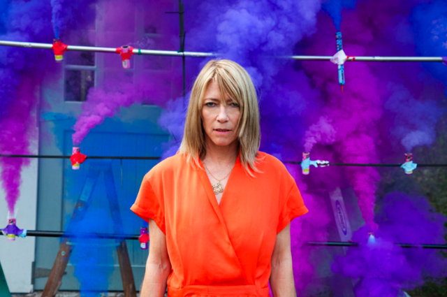 KIM GORDON x SURFACE TO AIR