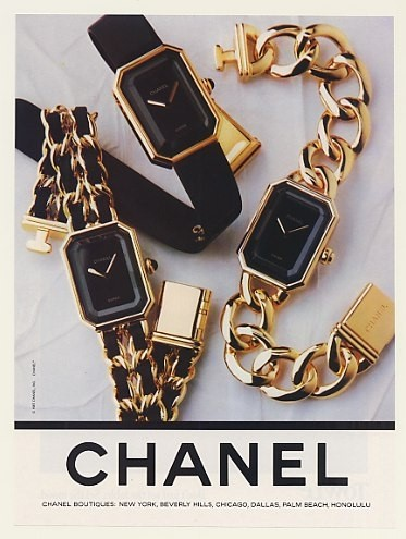 CHANEL Premiere Watches