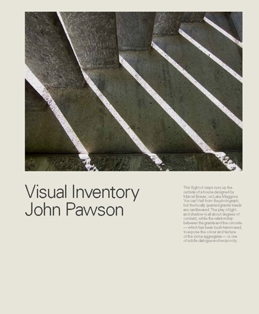 A Visual Inventory by John Pawson
