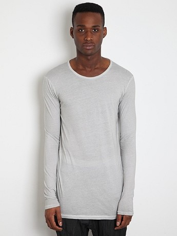 SILENT By Damir Doma Men's Trip Dust Long Sleeve T-Shirt
