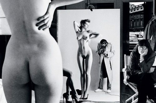Helmut Newton Retrospective at Le Grand Palais