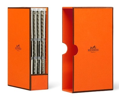 Hermès archive boxes