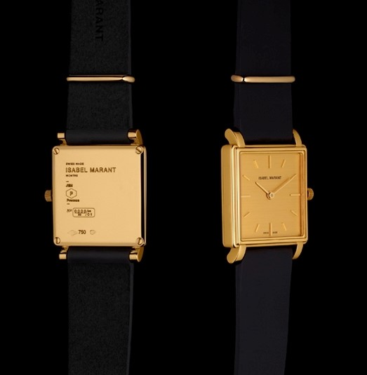 Isabel Marant limited edition gold watch