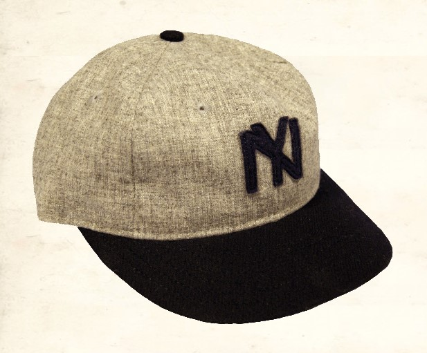 Ebbets Field Flannels: New York Lincoln Giants 1911 Cap