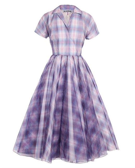 Jil Sander Ladybird dress