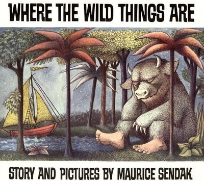 Where the Wild Thing Are by Maurice Sendak – RIP