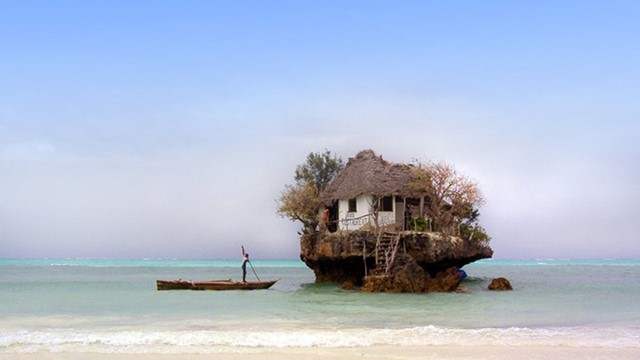 The Rock Restaurant (Zanzibar)