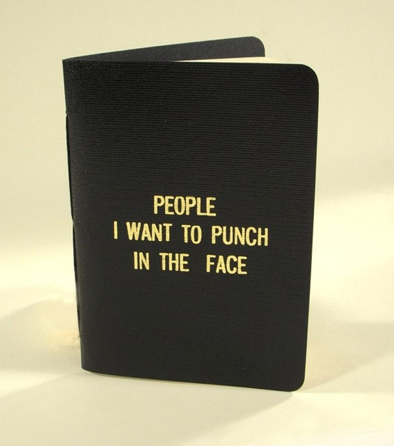 Rude Little Black Book