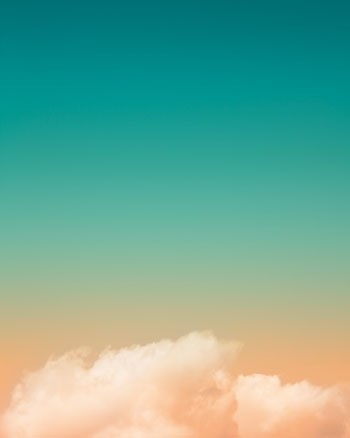 """""""Sunset at Two Mile Hallow, New York"""" by Eric Cahan"""