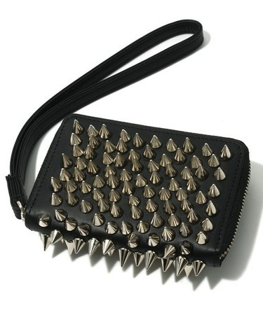 Undercover spiked purse