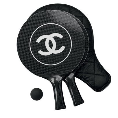Chanel bat and ball