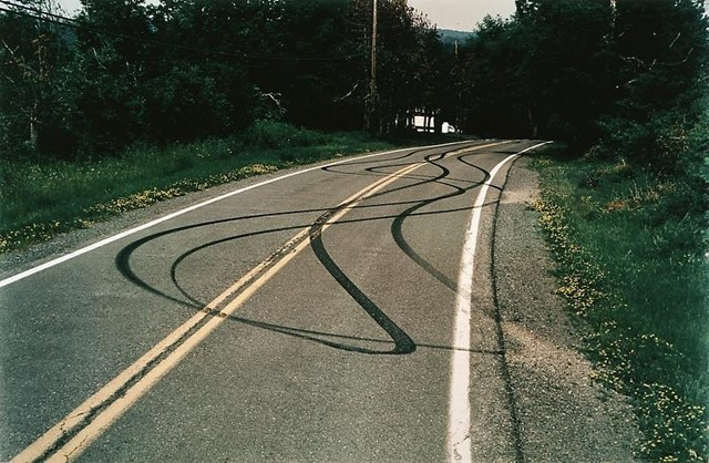 Richard Prince-Untitled (Upstate), 1995-99, Ektacolor photograph, 40 x 60 inches, 101.6 x 152.4