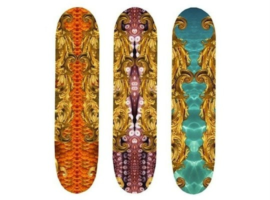Katie Eary skateboards
