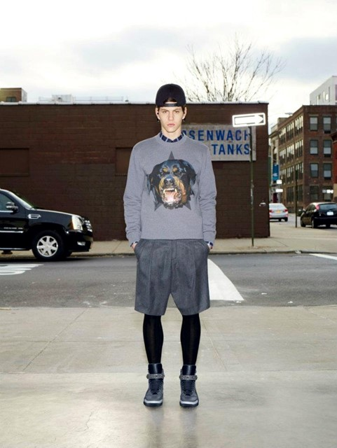 Givenchy men's A/W12