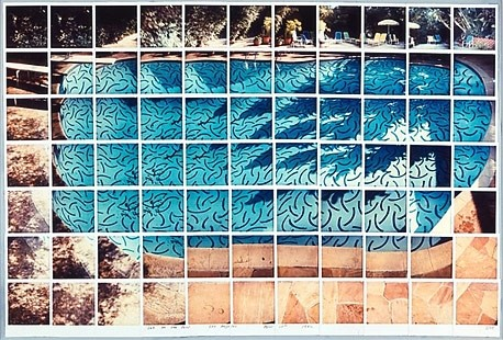 Sun On The Pool,1982