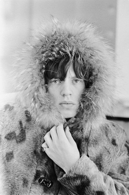 Mick Jagger by Terry O'Neill