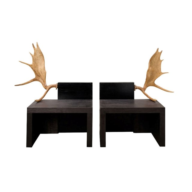 Stag Bench by Rick Owens, 2006