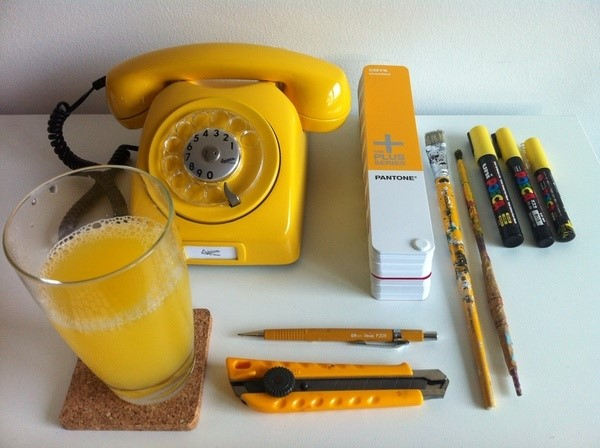 Yellow monday.