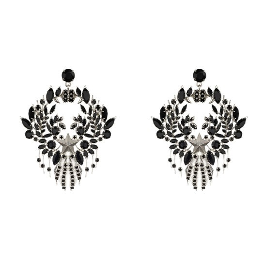Etoile earrings by Givenchy