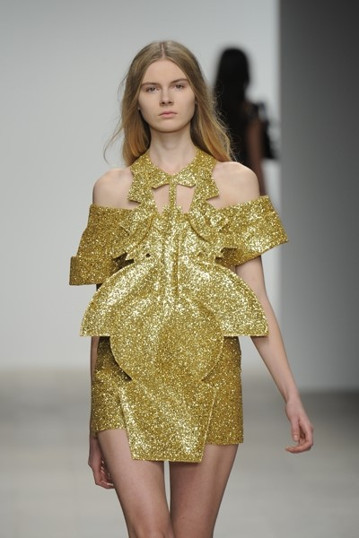 Estefania Cortes Harker A/W 12 Graduate Collection