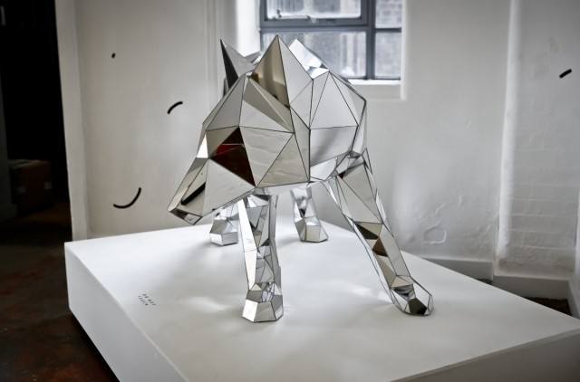 Geometric Animals by Arran Gregory