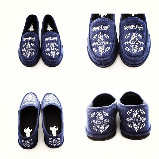 Snoop Dogg Slippers