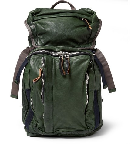 MarniLeather Backpack