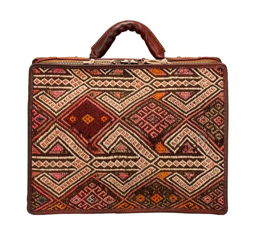 The Madly: Burroughs Briefcase