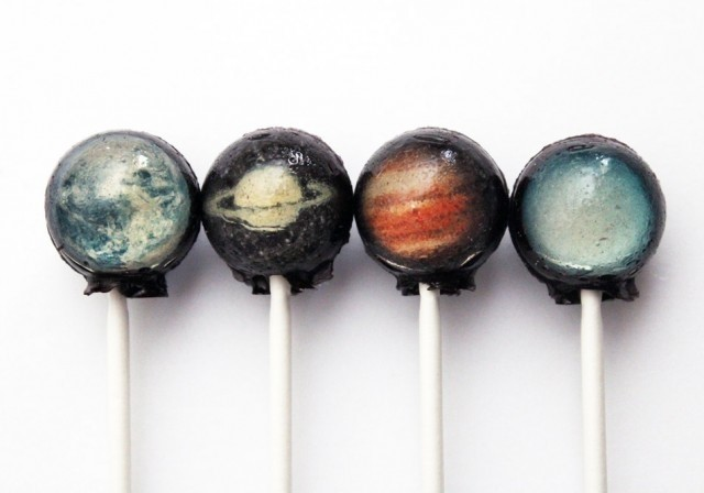 Solar System Sweet Tooth