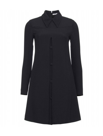 Miu Miu - CREPE DRESS