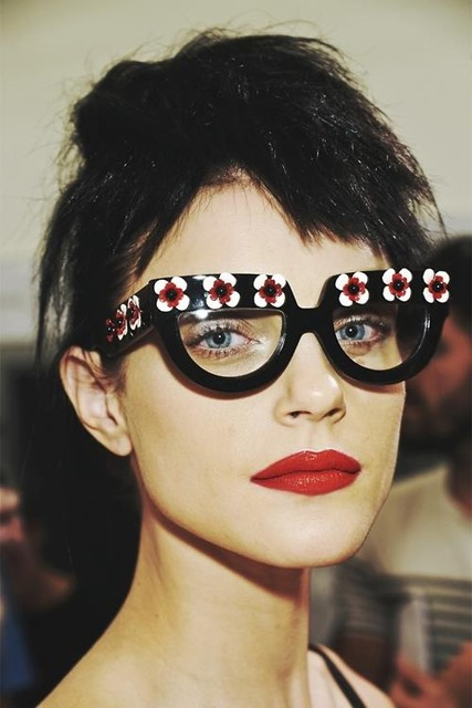 Prada Glasses, S/S13