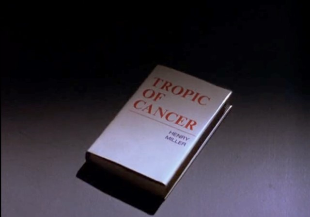 Tropic of Cancer (1934) — Henry Miller
