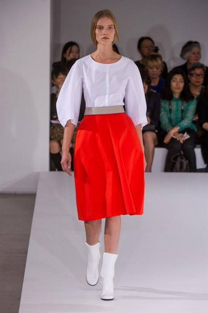 JIL SANDER BACK AT JIL SANDER FOR SS2013