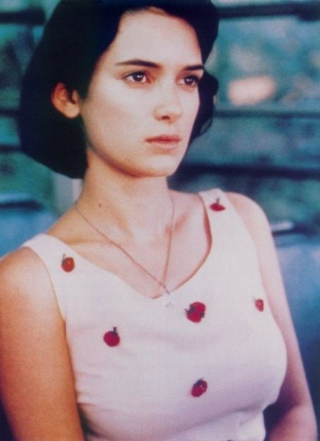 Winona Ryder in Mermaids