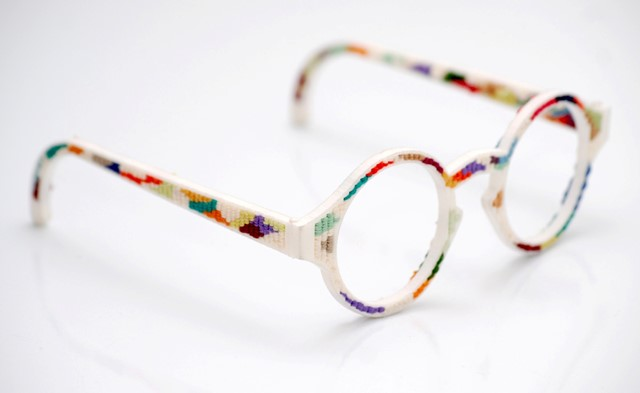 Chloe McCormick and NODH's Tapestry Spectacles