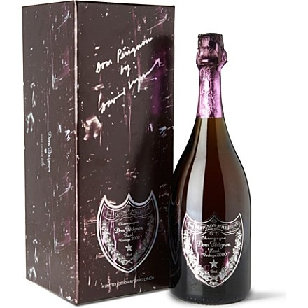 Dom Pérignon X David Lynch