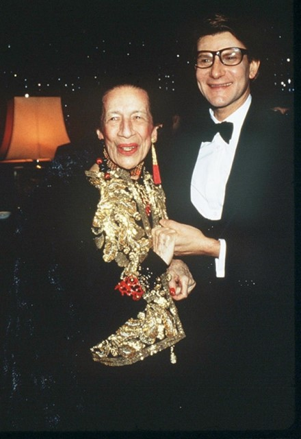 Tickets to see Diana Vreeland: The Eye Has To Travel