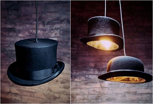 Jeeves & Wooster Pendant Lights