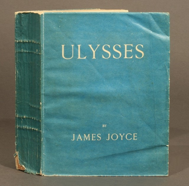 Ulysses by James Joyce, 1922